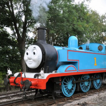 All Aboard With Thomas & His Friends