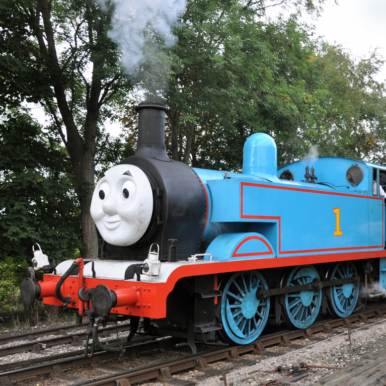 All Aboard With Thomas & His Friends - Book Now
