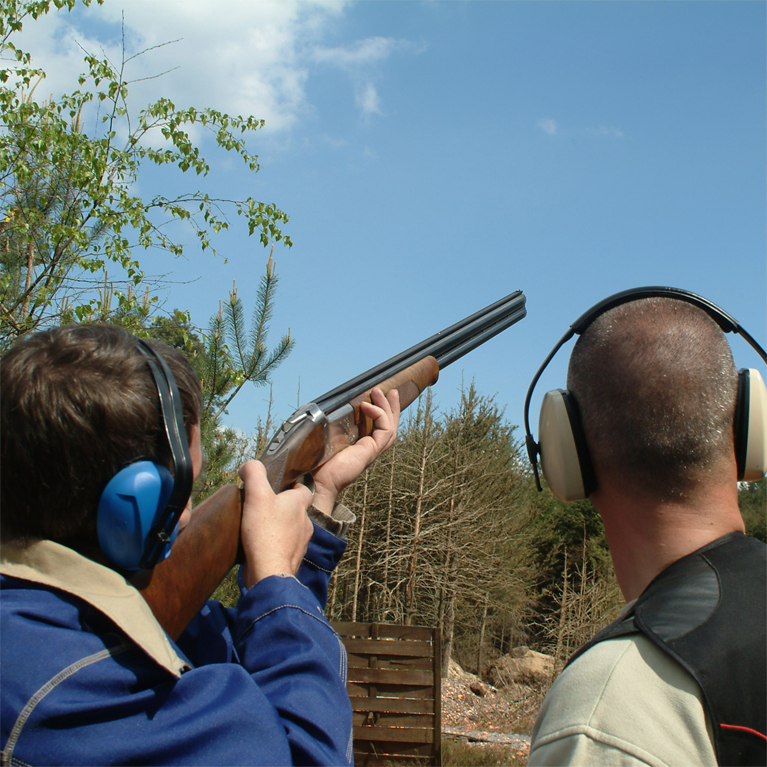 Clay Pigeon Shooting - Book Now