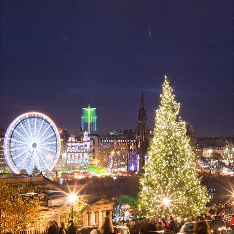 Edinburgh Christmas Markets - Book Now