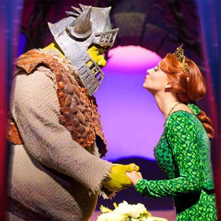 Shrek the Musical, Edinburgh Playhouse - Fully Booked
