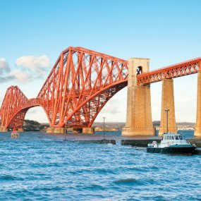 Maid of the Forth Boat Trip - Book Now