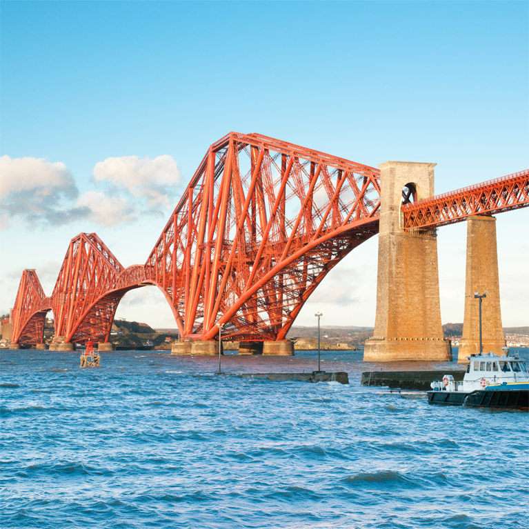 Maid of the Forth Boat Trip Masthead Image