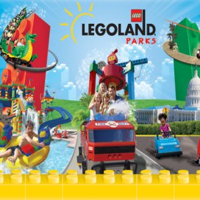 Legoland Weekend, From £159ppBook Now