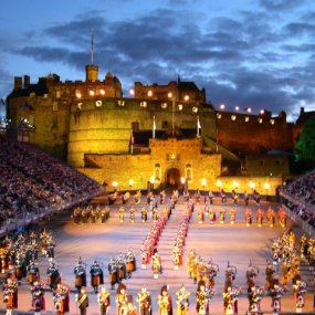 Royal Edinburgh Military Tattoo, From £73ppBook Now