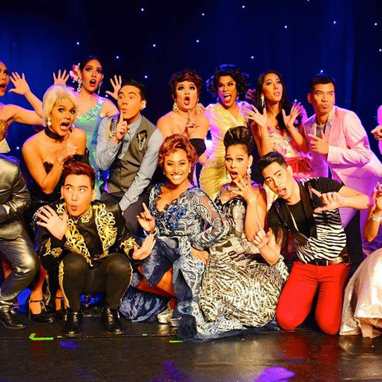 The Ladyboys Of Bangkok, The Pavilion Theatre, Glasgow - Book Now
