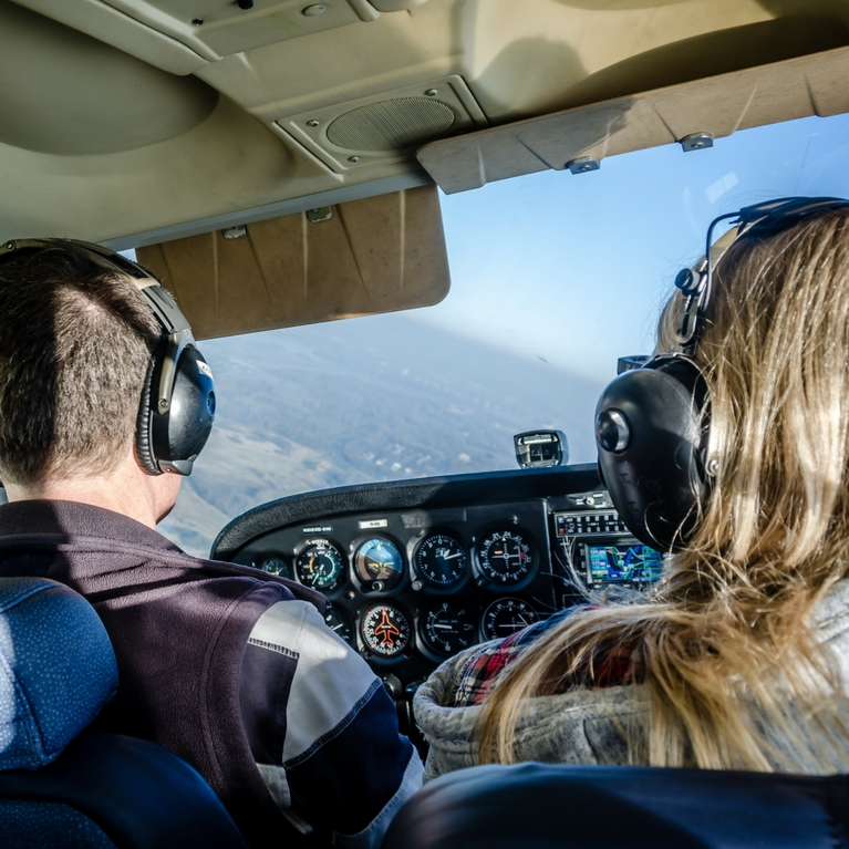Introductory Flying Lesson - Book Now