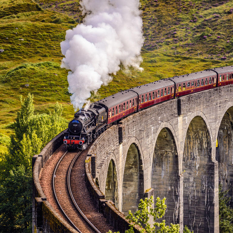 Highland Railways of Scotland - Book Now
