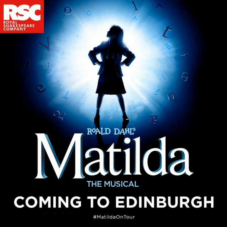 Matilda The Musical, Edinburgh Playhouse (Fully Booked) - Fully Booked