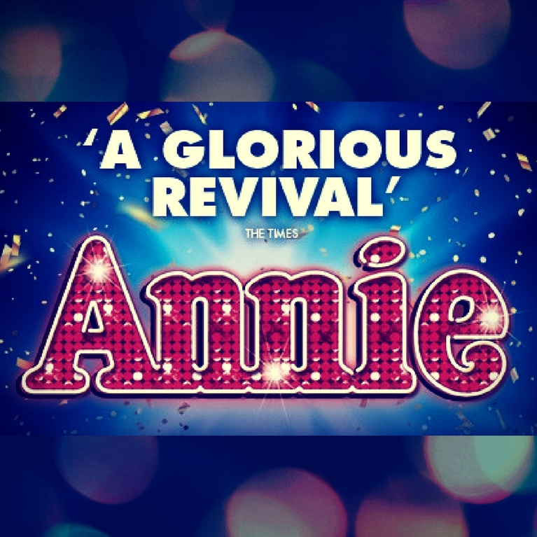 Annie the Musical, Kings Theatre, Glasgow - Book Now